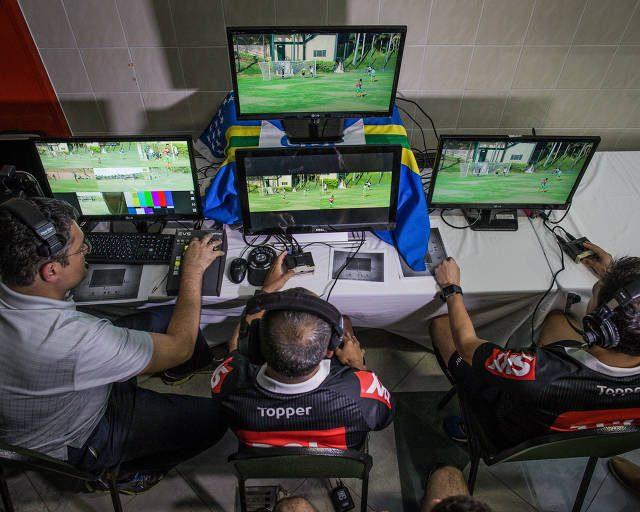 CBF empurra custos do árbitro de vídeo para os clubes
