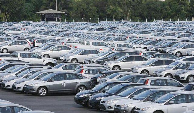 Venda de carros novos cresceram 22,3% em janeiro