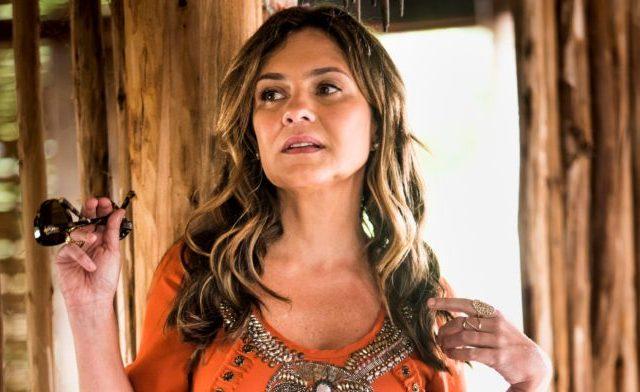 Adriana Esteves fará mais uma vilã na próxima novela das 9