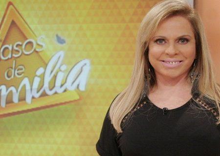 Casos de Família | Comandado por Christina Rocha, programa mantém boa audiência e desbanca favoritos