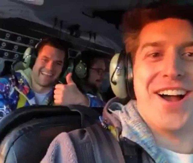 Jovem posta vídeo em helicóptero antes de morrer