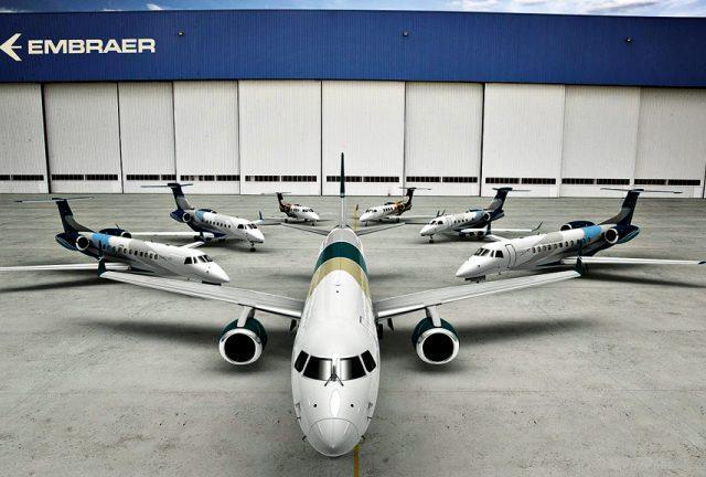 Embraer informa que negociação com Boeing pode excluir áreas militar e executiva