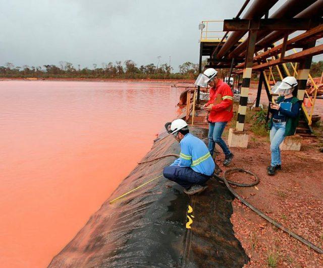 Força-tarefa vai investigar danos ambientais causados por vazamento no Pará