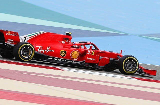 GP do Bahrein | Räikkönen e Vettel colocam Ferrari em primeiro no TL2