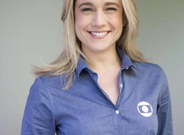 Fernanda Gentil desabafa sobre exaustiva cobertura da greve: 'Isso a Globo não mostrou'