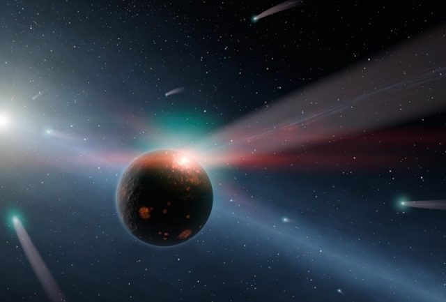 Manuscritos medievais podem dar pistas sobre localização do misterioso Planeta X