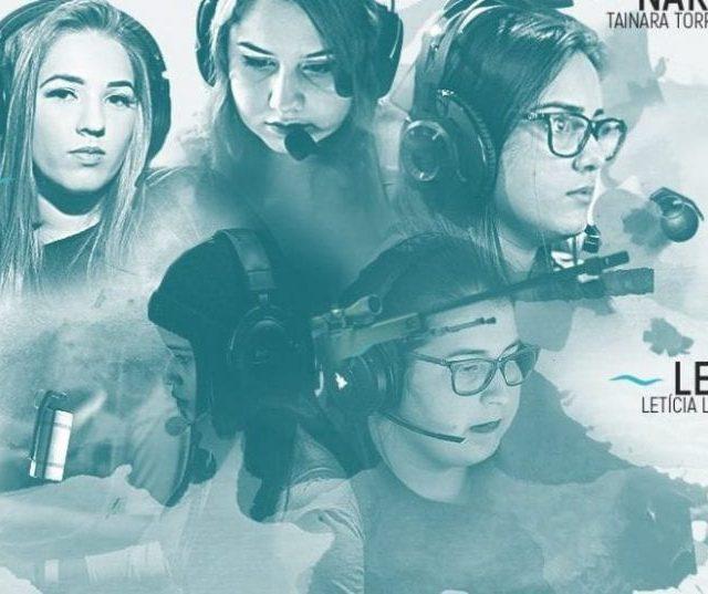 Profissão: Gamer   Time feminino do Santos eSports comprova avanço das meninas gamers