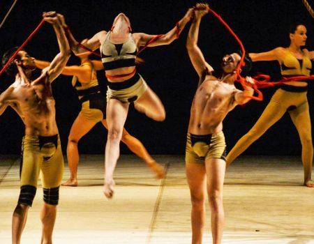 Deborah Colker vence o Oscar da dança contemporânea