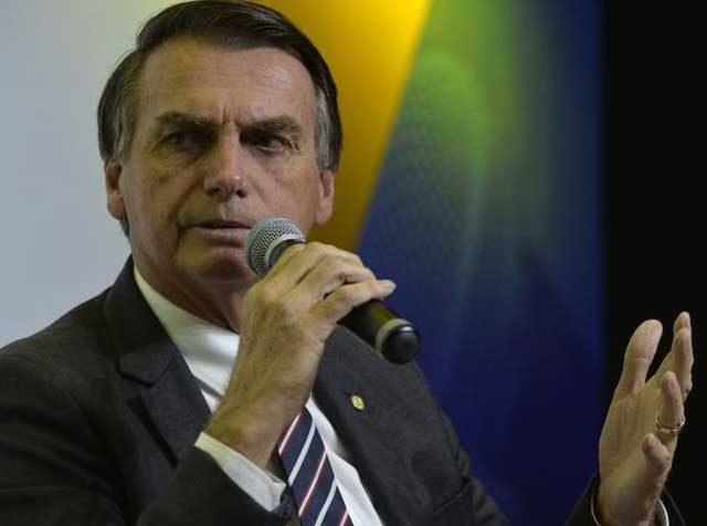 """Bolsonaro afirma que venceu eleição no 1º turno: """"tenho provas"""""""