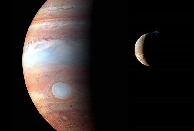 Algo enorme caiu em Júpiter deixando uma cicatriz pode ser maior que a Terra