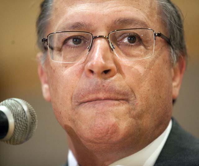 Alckmin diz que todas as suas campanhas foram financiadas de forma legal
