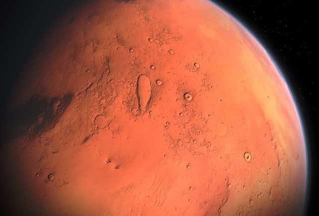 Nova missão da NASA pretende provar que Marte era habitável
