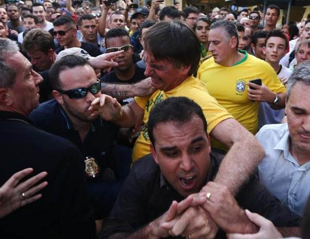 """""""Ataque contra Bolsonaro é comparável ao sofrido por Lula"""", diz historiadora francesa"""