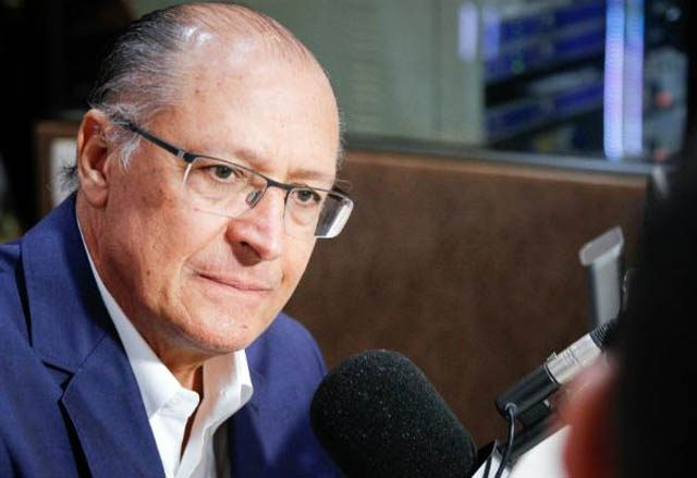 Ministério Público de São Paulo abre inquérito contra Alckmin