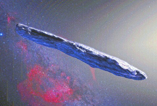 Astrônomos descobrem pátria potencial do primeiro 'asteroide interestelar'