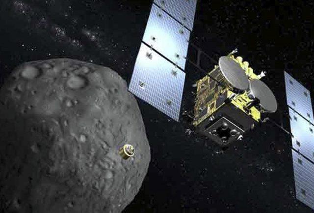 Divulgado vídeo inédito da superfície de um asteroide