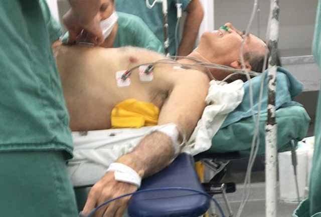 Jair Bolsonaro sofre atentado e tem fígado, pulmão e intestino atingidos
