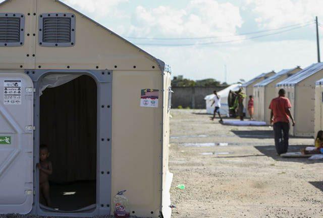 Governo Federal cria novos abrigos para venezuelanos em Roraima