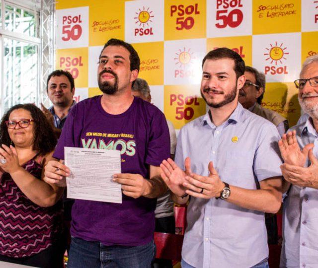 PSOL suspende atividades após ataque a Bolsonaro