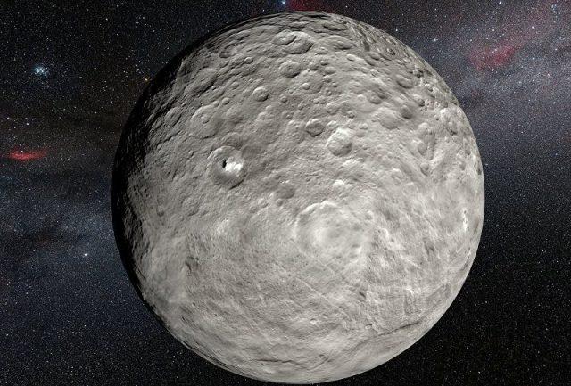 Revelado mistério do planeta gelado no Sistema Solar