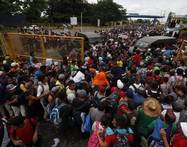 Trump anuncia corte da ajuda a Guatemala, Honduras e El Salvador