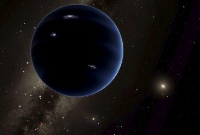 Em busca do Planeta X, astrônomos se deparam com um menor nos arredores do Sistema Solar