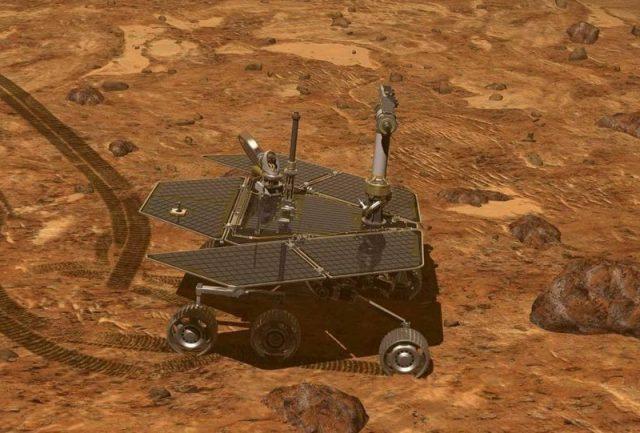NASA está esperançosa que ventos de Marte 'reanimem' rover sem conexão há meses