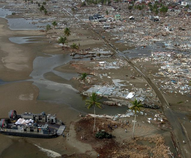 Brasil doa US$ 100 mil para vítimas de tsunami na Indonésia