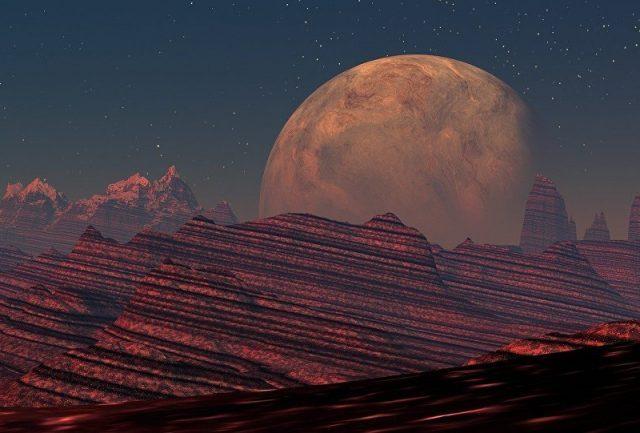 Google Mars: é criado mapa virtual para explorar Planeta Vermelho