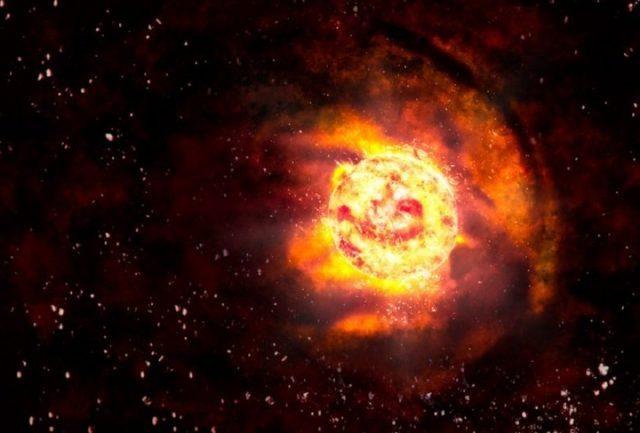 Estrela na Via Láctea ameaça com explosão mais poderosa do Universo