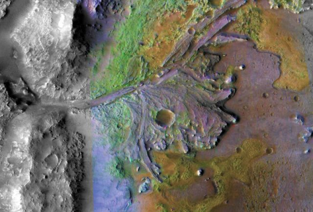 Cientistas desvendam mistério dos cânions de Marte