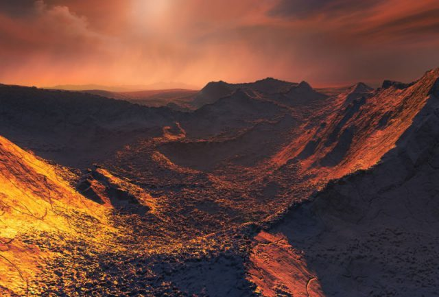 Sinais de 'Super Terra' são detectados perto de estrela vizinha após anos de busca