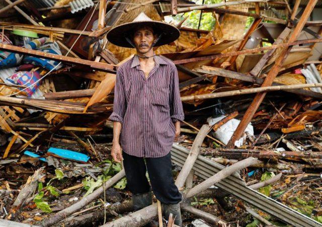 Aumenta risco de erupção na Indonésia