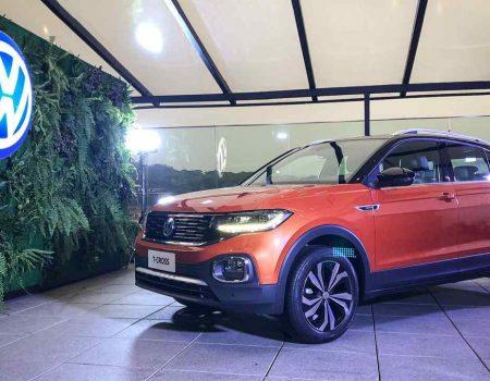 Volkswagen confirma T-Cross no Brasil: SUV será lançado em abril