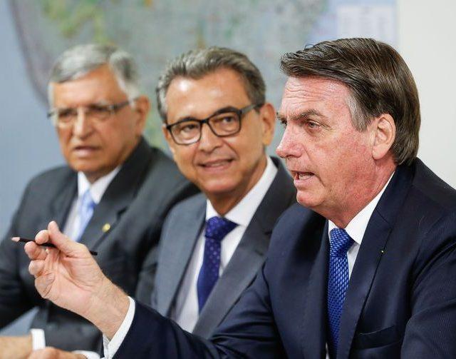 Bolsonaro nega interferência em mudança da F1 para o Rio de Janeiro