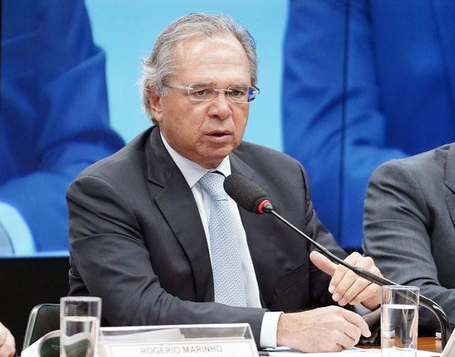 Paulo Guedes explica proposta de Reforma Tributária no Congresso