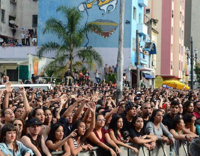 Virada Cultural tem 24h de shows, teatro e dança por toda a São Paulo