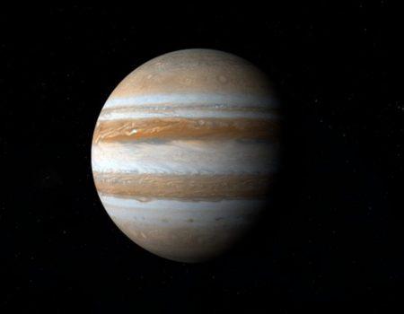 Sonda da NASA capta momento raro de fusão de 2 tempestades em Júpiter