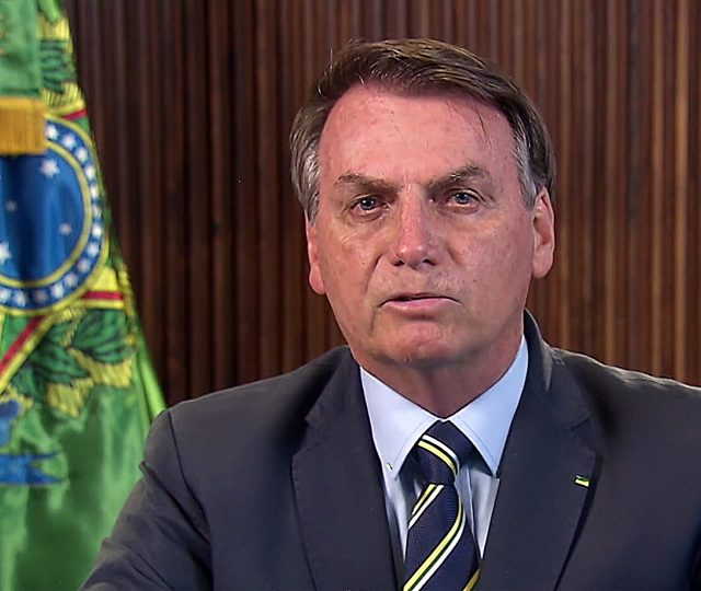 Bolsonaro diz que Brasil vai reduzir emissões e eliminar desmatamento até 2030