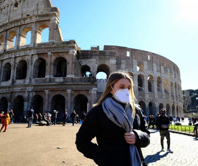 Oito regiões na Itália zeram número de mortes por Covid-19