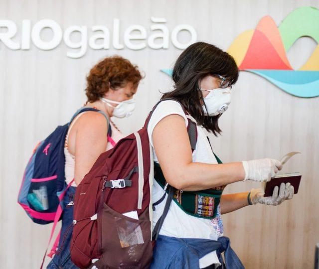 No Rio, quase 16 mil voluntários se apresentam para reforçar saúde