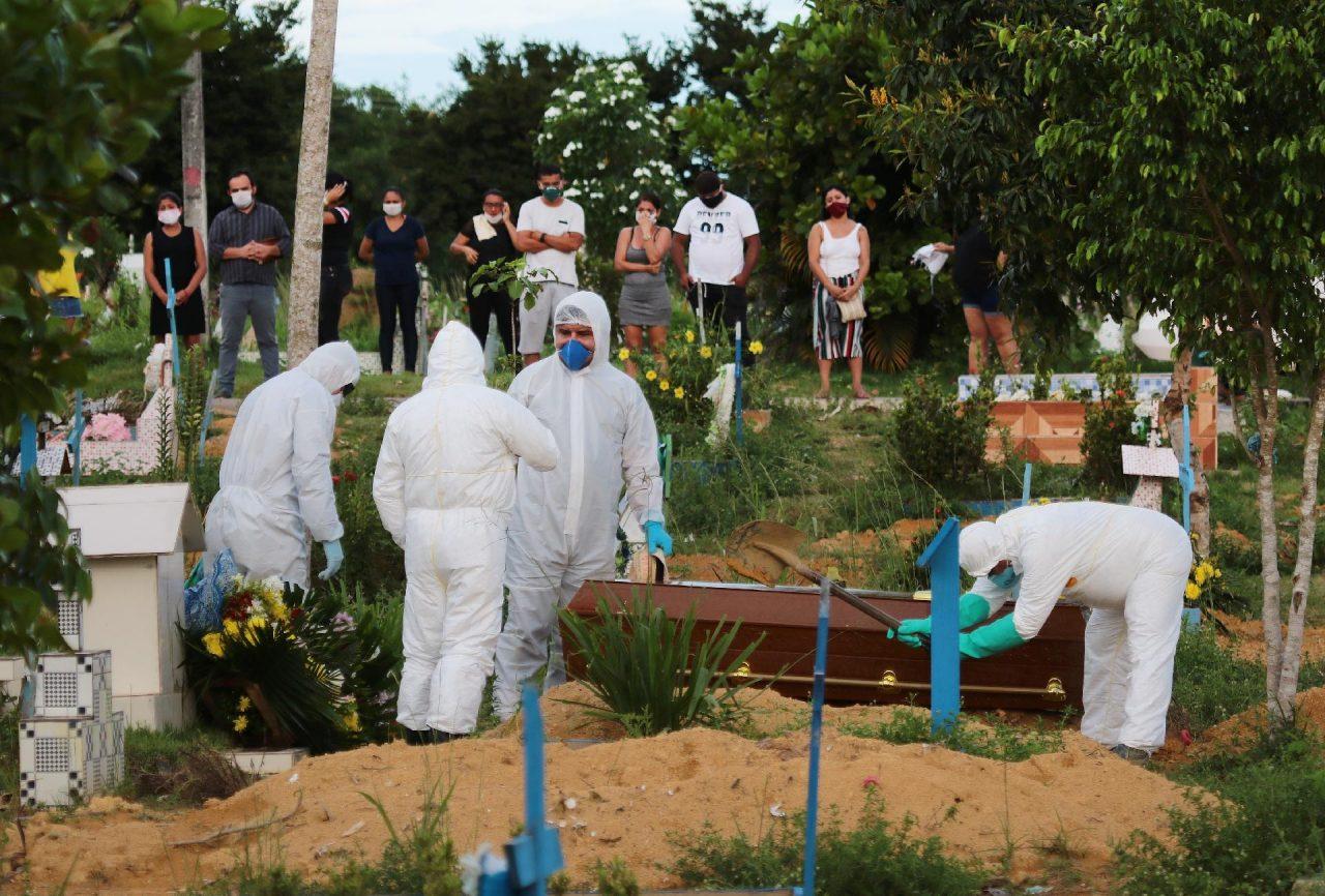 Covid-19 | Pará deixou de registrar quase mil mortes e 14 mil casos confirmados
