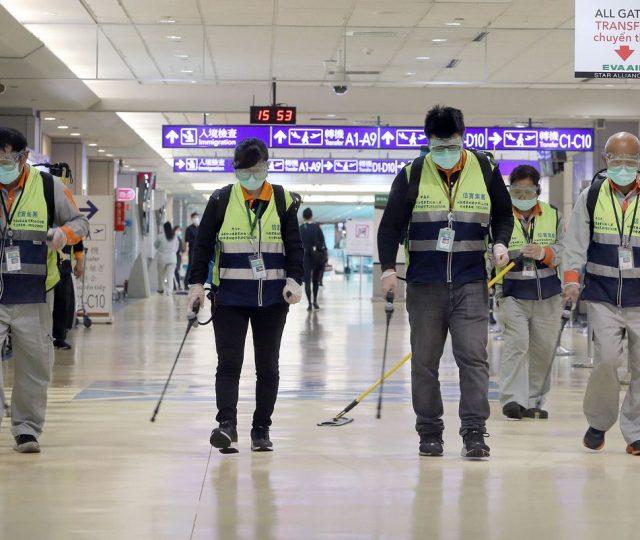 Taiwan não registra novos casos de coronavírus pela primeira vez em um mês