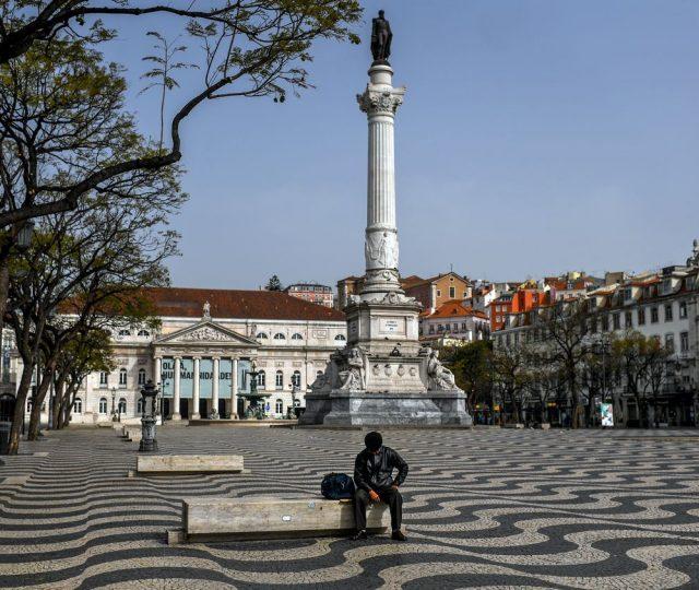 Portugal registra 629 mortes por Covid-19 e número de infectados chega a 19 mil