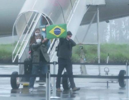 Mais de 750 brasileiros retornaram ao Brasil em meio à pandemia