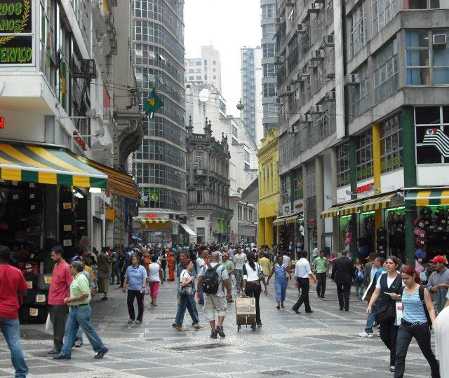Cidade de São Paulo registra 52% de isolamento social
