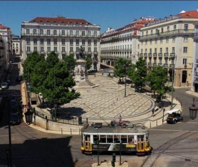 Lockdown ajudou Portugal a controlar as taxas de transmissão do coronavírus