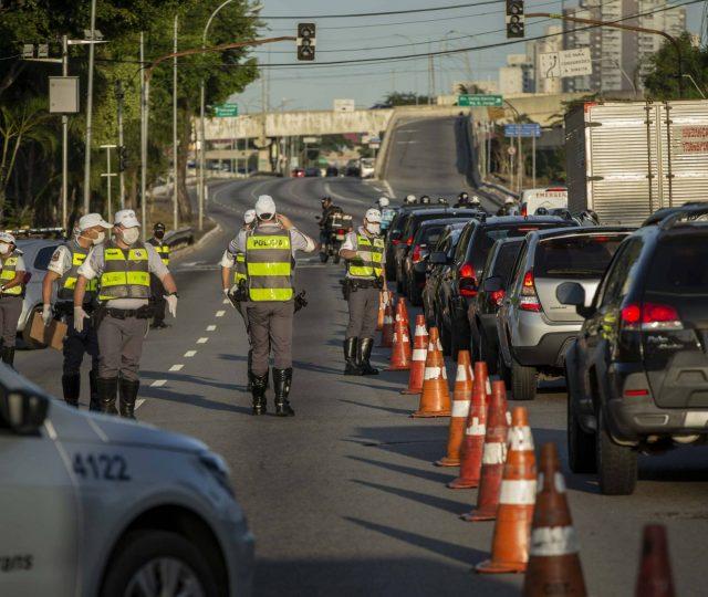 Rodízio de veículos em São Paulo será das 20h às 5h e vale a partir de segunda-feira (22)