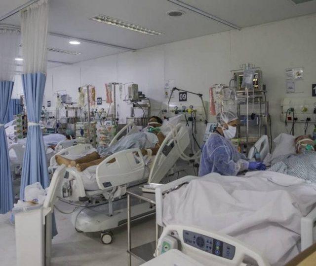 Com 40 mil novos diagnósticos nas últimas 24h, Brasil ultrapassa a marca de 20 milhões de casos de Covid-19