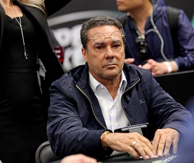 Técnico do Palmeiras, Vanderlei Luxemburgo, é diagnosticado com Covid-19